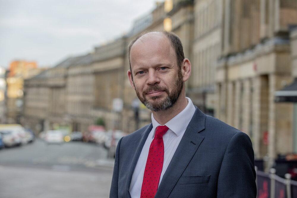 Jamie Driscoll, North of Tyne Mayor