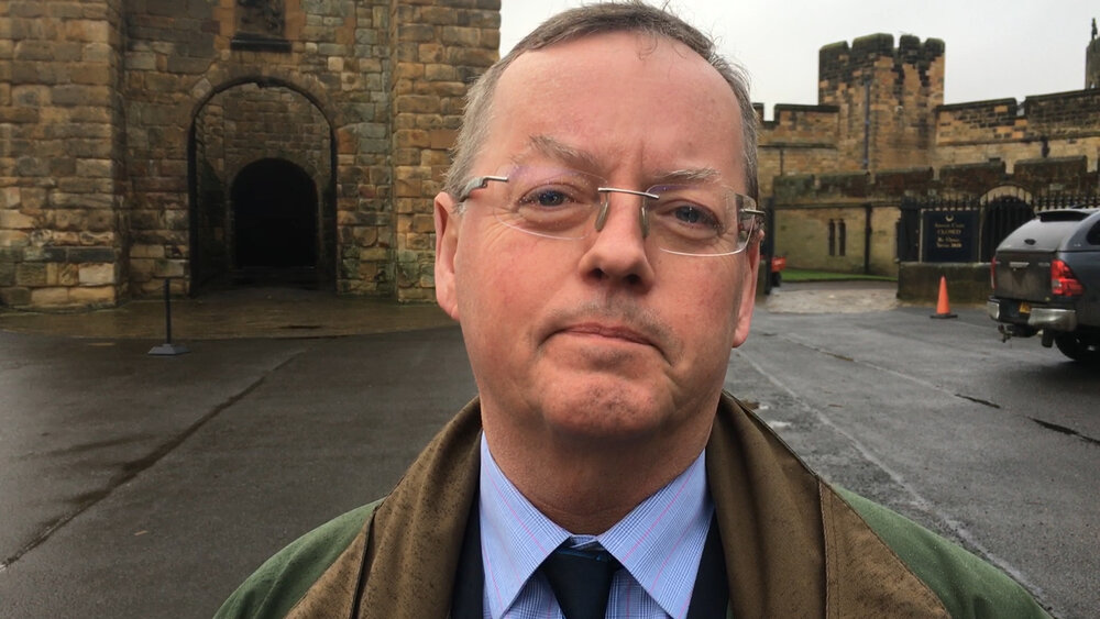 North of Tyne Cabinet member for place and productivity and Leader of Northumberland County Council Cllr Peter Jackson