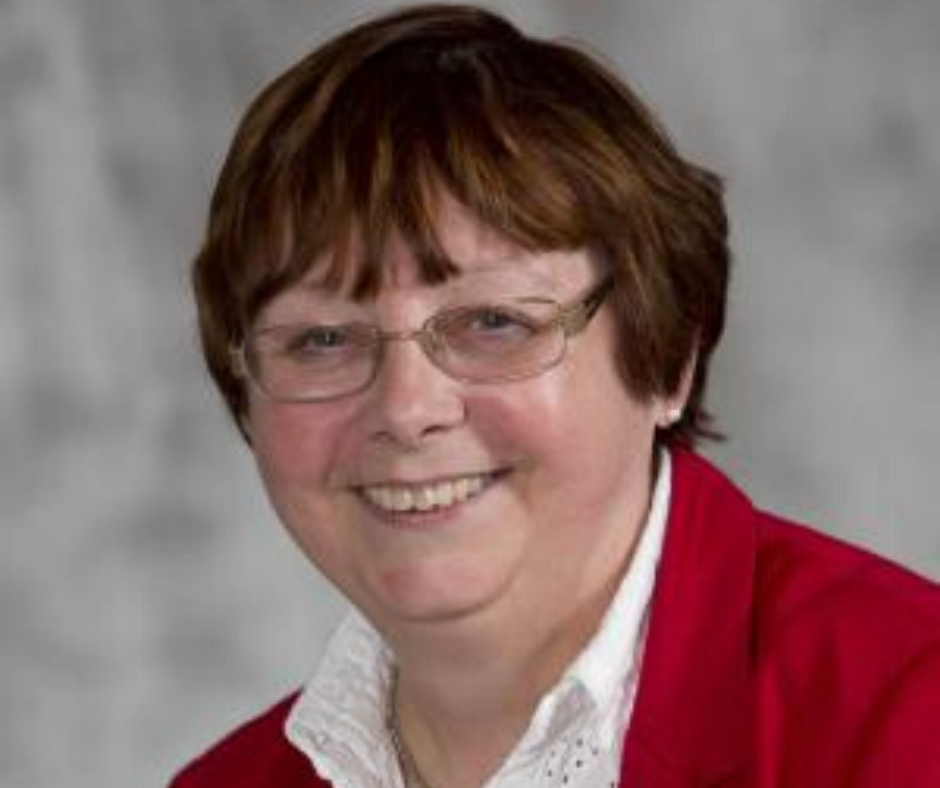 Cllr Joyce McCarty - North of Tyne Cabinet Member for Employability and Inclusion