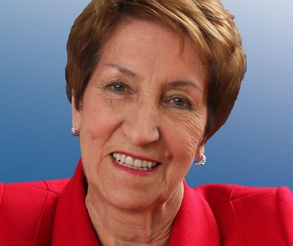 North of Tyne Combined Authority Deputy Mayor and Elected Mayor of North Tyneside Norma Redfearn CBE